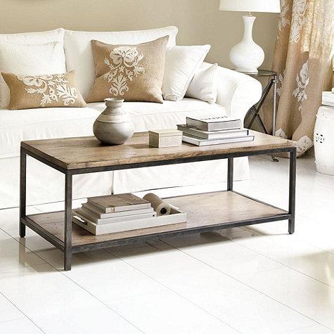 ballard designs coffee table